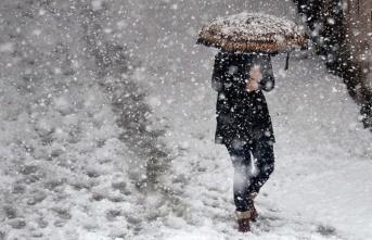 Meteoroloji sıcaklık 10 derece birden düşeceğini bildirdi! Doğu Karadeniz ve Doğu Anadolu'da kar bekleniyor