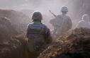 Ermeni askerleri, Azerbaycan mevzilerini hedef almaya...
