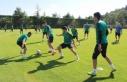 Sakaryaspor ikinci etap kampında iki hazırlık maçı...