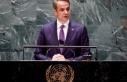 Yunanistan Başbakanı Kiryakos Miçotakis: ''Türkiye...