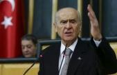 """MHP Genel Başkanı Devlet Bahçeli: """"Bildiride imzası bulunan 103 emekli amiralin rütbeleri sökülmelidir"""""""
