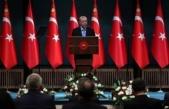 Kabine Toplantısı bitti! Cumhurbaşkanı Erdoğan kararları açıkladı