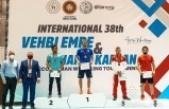 Büyükşehir'in Güreşçisi Ensar Karabacak Ülkeye Milli Gururu Yaşattı
