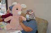 Sakarya'da girişimci kadınların el emeği örgü bebekleri çocuklara ulaşıyor
