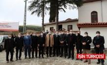 Pamukova'da Karaca Ahmet Türbesi ve Camii aslına uygun restore edildi