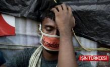 Hindistan'da kara mantar vaka sayısı 40 bini geçti