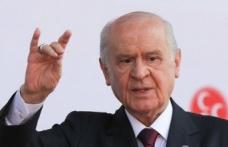 """MHP Genel Başkanı Bahçeli: """"Azerbaycan Şuşa'ya ilkokul yapmak hedefimizdir"""""""