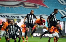Süper Lig: Beşiktaş: 2 - Galatasaray: 0