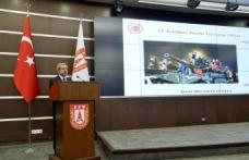 İsmail Demir, Savunma Sanayiinde Tam bağımsız Türkiye Hedefini Konuştu!