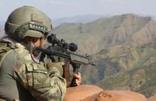 İçişleri Bakanlığı'ndan yapılan açıklamaya göre terör örgütüne ait 979 sığınak imha edildi