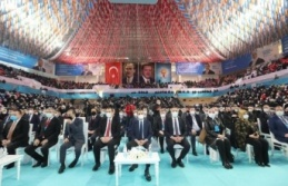 Ak Parti İl Kongresi Gerçekleşti, Cumhur İttifakı'da katılım sağladı