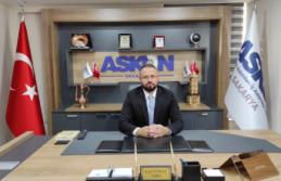 ASKON Sakarya Şube Başkanı 10 Ocak Çalışan Gazeteciler Günü'nü kutladı