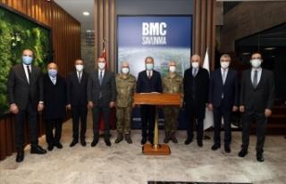 Milli Savunma Bakanı Hulusi Akar Sakarya'da!