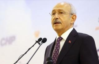 CHP Genel Başkanı Kemal Kılıçdaroğlu bildiğiniz...