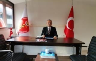 Sakarya Veteriner Hekimler Odası Başkanı Mustafa...