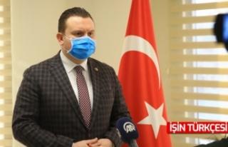 MHP GRUP BAŞKANVEKİLİ BÜLBÜL'DEN AA ZİYARETİ...
