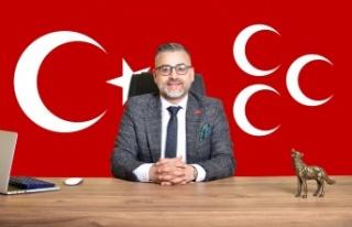 Milliyetçi Hareket Partisi Arifiye İlçe Başkanı...