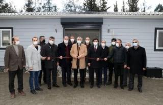 Pamukova'ya Cenaze hizmetleri için yeni gasilhane