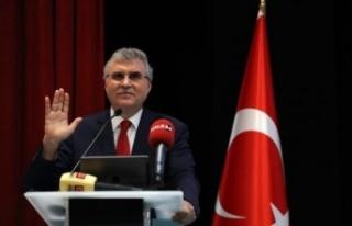 """Sakarya Büyükşehir Belediye Başkanı Yüce: """"Şehrimizin..."""