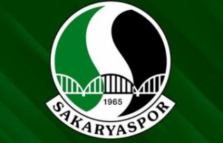 Sakaryaspor, deplasmanda Bayburt Özel İdare'yi...