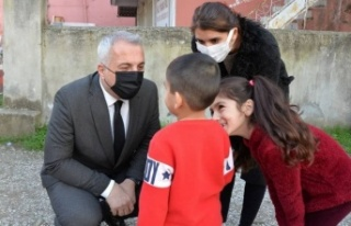 Hendek Belediye Başkanı Turgut Babaoğlu Vatandaşı...