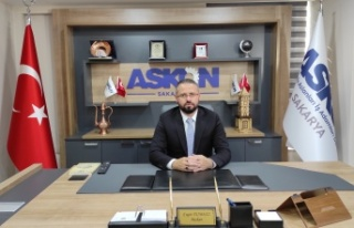 """ASKON Sakarya Şube Başkanı Tumbaz: """"TOPLUMLARIN..."""