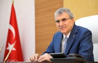 """Başkan Yüce'den """"18 Mart Çanakkale Zaferi ve..."""