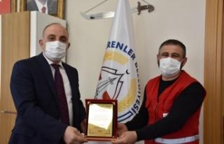 Erenler Belediye Başkanı Fevzi Kılıç'tan...