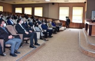Erenler Belediyesi Mart Ayı Olağan Meclis Toplantısında...