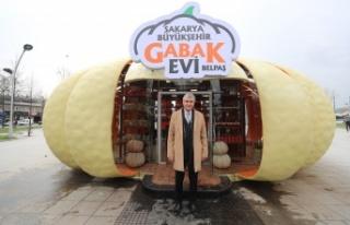 'Gabak Evi' Sakarya'nın tanıtımına katkı...