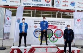 Sakarya Büyükşehir Kano Sporcusu Olimpiyat Kota...