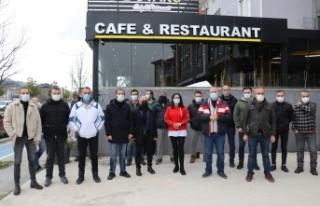 Sakaryalı kafe ve restoran sahipleri dükkanlarının...