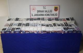 Şırnak'ta Güvenlik Güçleri Terör Finansçılarına...