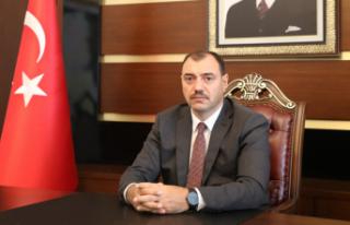 Vali Çetin Oktay Kaldırım 14 Mart Tıp Bayramı...