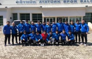 Büyükşehir'in Türkiye İkincisi Sporcuları...