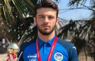 Büyükşehirli Kırık Türkiye Şampiyonu Oldu
