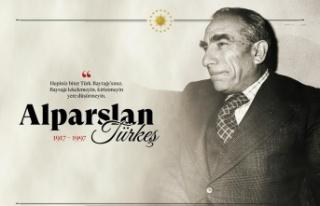 Cumhurbaşkanı Erdoğan, vefatının 24'üncü...