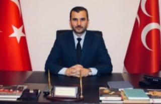 Halil Hakan Oturak MHP'deki görevine veda etti