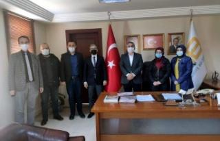 MHP Arifiye İlçe Başkanı Ferit Şekerli'den...