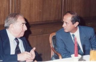 MHP Genel Başkanı Bahçeli, vefatının 24. yılında...