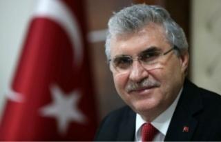 Sakarya Büyükşehir Belediye Başkanı Ekrem Yüce:...