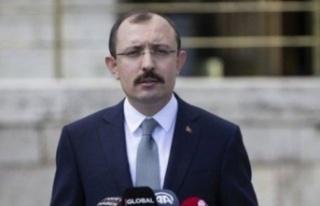 Ticaret Bakanlığı'na Mehmet Muş atandı