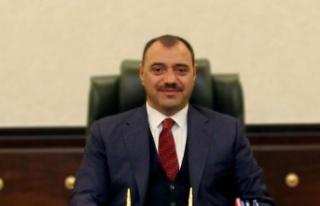 Vali Çetin Oktay Kaldırım Türk Polis Teşkilatının...