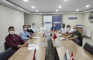 Genç ASKON Sakarya'da İlk Toplantı