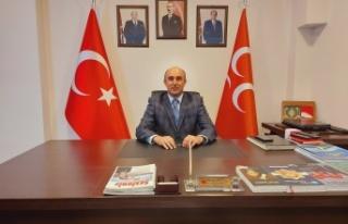 MHP Adapazarı İlçe Baskanı Recep Usta Kutü'l...