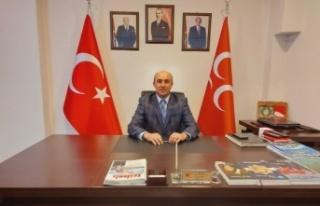 """MHP Adapazarı İlçe Başkanı Recep Usta: """"Türklük..."""