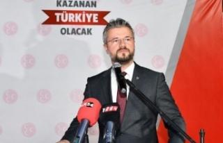 MHP Sakarya İl Başkanı Akar'dan Ramazan Bayramı...