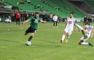 Sakaryaspor Finalde! Sakaryaspor: 5 Kırşehir Belediyespor:1