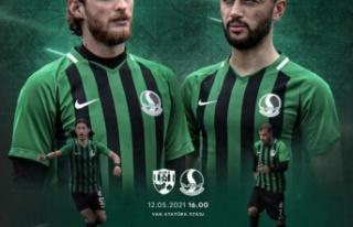 Sakaryaspor, Misli.com 2. Lig Play-Off Çeyrek Final...