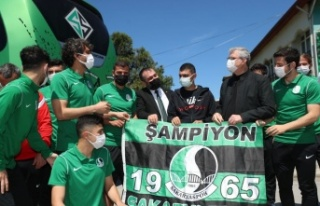 Sakaryaspor'un şampiyonluk hayalleri için son...